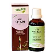 HerbalGem Gemmotherapy Complex G12 Opt Gem 15 Ml