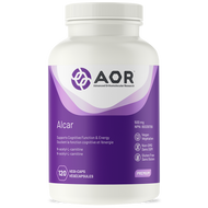 AOR Alcar 500 mg - 120 Veg Capsules