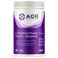 AOR L Glutamine Powder 454 Grams