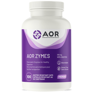 AOR Zymes 100 Capsules