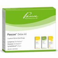 Pascoe Detox Kit 50 Ml X3