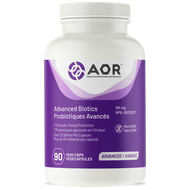 AOR Advanced Biotics 90 Veg Capsules