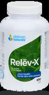 Platinum Naturals Relev-X Fast Acting 90 Softgel