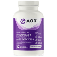 AOR Hyaluronic Acid With Lysine and Vitamin C