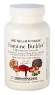 JHS Natural Products Immune Builder 5 Mushroom Formula 150 Veg Capsules