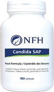 NFH Candida SAP 180 Veg Capsules