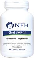 NFH Chol SAP 15 - 120 Soft Gels