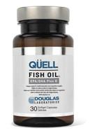 Douglas Laboratories Quell Fish Oil EPA/DHA Plus D - 30 Softgels