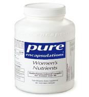 Pure Encapsulations Women's Nutrients 180 veg Capsules