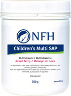 NFH Children's Multi SAP Mixed Berry 300 Grams