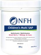 NFH Children's Multi SAP Mixed Berry 300 Grams