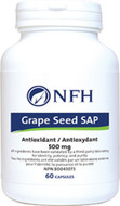 NFH Grape Seed SAP 60 Veg Capsules