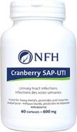 NFH Cranberry SAP - UTI 60 Veg Capsules
