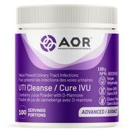 AOR UTI Cleanse With Cranberry 110 Grams