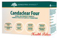Genestra Candaclear Four 30 Doses