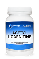 Cyto Matrix Acetyl L-Carnitine 120 Veg Capsules