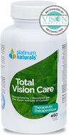 Platinum Naturals Total Vision Care 60 Liquid Capsules
