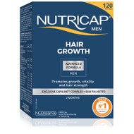 NutriCap For Men 120 Softgels (2 Months Supply)