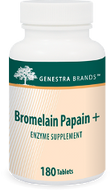 Genestra Bromelain Papain Plus 180 Tablets
