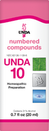 Unda 10 - 20 ml (0.7 fl oz)