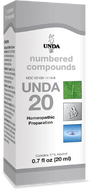 Unda 20 - 20 ml (0.7 fl oz)