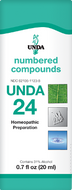 Unda 24 - 20 ml (0.7 fl oz)