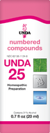 Unda 25 - 20 ml (0.7 fl oz)