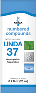 Unda 37 - 20 ml (0.7 fl oz)