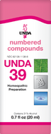 Unda 39 - 20 ml (0.7 fl oz)