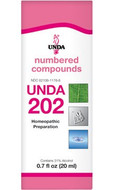 Unda 202 - 20 ml (0.7 fl oz)