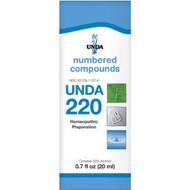 Unda 220 - 20 ml (0.7 fl oz)
