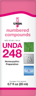Unda 248 - 20 ml (0.7 fl oz)