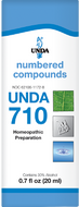 Unda 710 - 20 ml (0.7 fl oz)