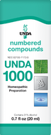 Unda 1000 - 20 ml (0.7 fl oz)
