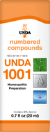 Unda 1001 - 20 ml (0.7 fl oz)