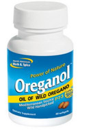 North American Herb & Spice Oreganol P73 - 60 Softgels