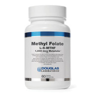 Douglas Laboratories Methyl Folate 60 Tablets