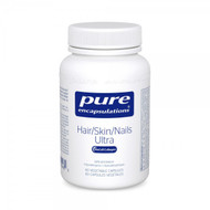 Pure Encapsulations Hair Skin Nails Ultra 60 Capsules