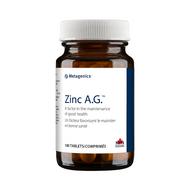 Metagenics Zinc AG 180 Tablets
