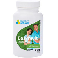 Platinum Naturals EasyMulti 120 Softgels