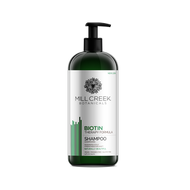 Mill Creek Natural & Organic Biotin Shampoo 414 ml