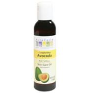Aura Cacia Avocado Pure Skin Care Oils 120 Ml