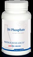 Biotics Research B6 Phosphate (P-5-P) 100 Tablets