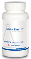 Biotics Research Betaine Plus HP 90 Capsules