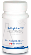 Biotics Research Biodophilus Fos 4 Oz Powder