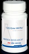 Biotics Research Coq-Zyme-100 Plus 60 Capsules