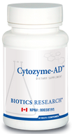 Biotics Research Cytozyme Ad (Adrenal) 60 Tablets
