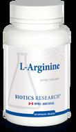 Biotics Research L Arginine 100 Capsules