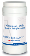 Biotics Research L Glutamine Powder 500 Grams