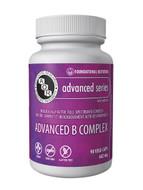 Aor Advanced B Complex 90 Veg Capsules (1004)